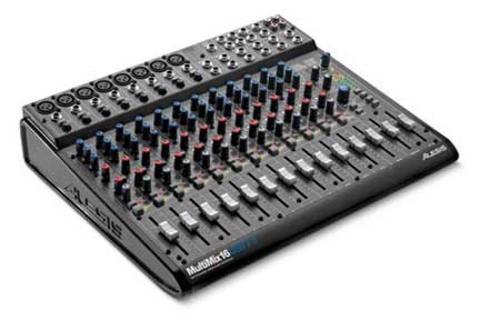 Music or auido recording equipments, mixers, monitors