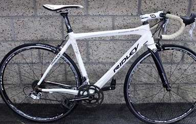 2012 Ridley Damocles RS 54cm Road Bike Campagnolo Athena 11 Group
