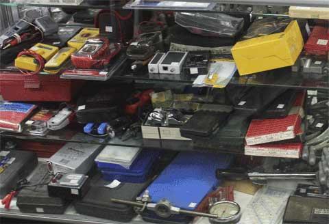 we sell measuring instruments and gauge meters