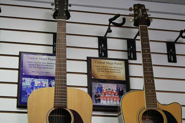 Guitars, vintage guitars, bass guitars, Mandolins and more