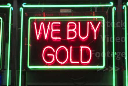 Buy, Sell or Pawn Gold in Ontario California