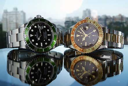 We buy rolex watches