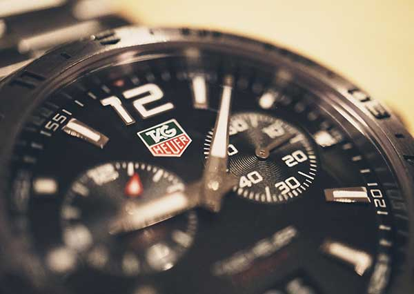 We buy tag heuer watches, Ontario - california