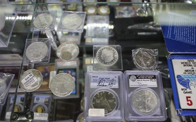 Buying and Selling Coins & Collectibles at Your Local Pawnshop