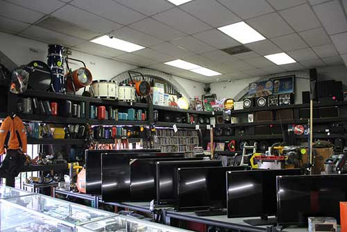we provide pawn loan on Musical instruments, coins, jewelry, watches, electronics, tools