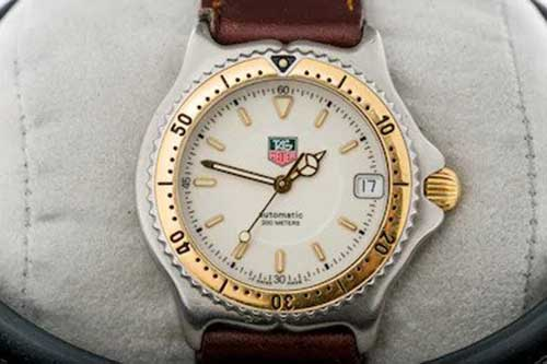 Buy Tag Heuer Watch Claremont  91711