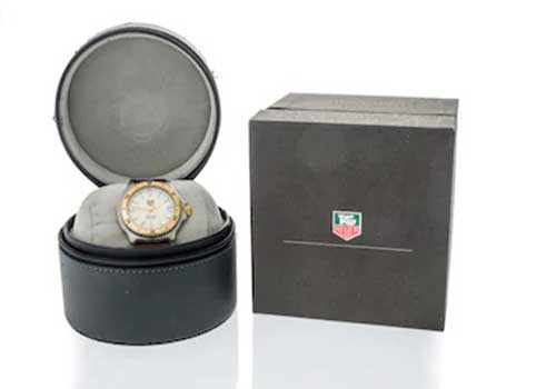 sell tag heuer watch