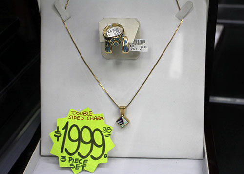 Central mega pawn Gold Jewelry Ontario 91710 California