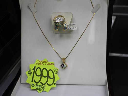 jewelry store near by central mega pawn Ontario CA