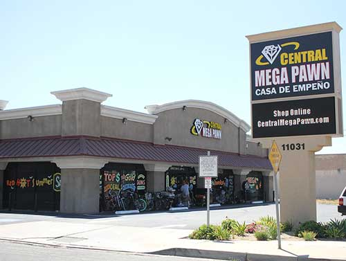 Pawn Shop Serving Chino Hills Central mega pawn