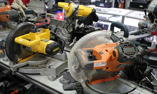 Buying Selling or Pawning Your Saws in Ontario California
