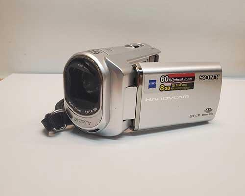 Sony-HandyCam-DCR-SX41-60x-Optical-Zoom
