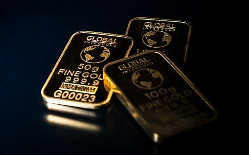 Buy, sell or pawn gold bars or bullion in Ontario, CA