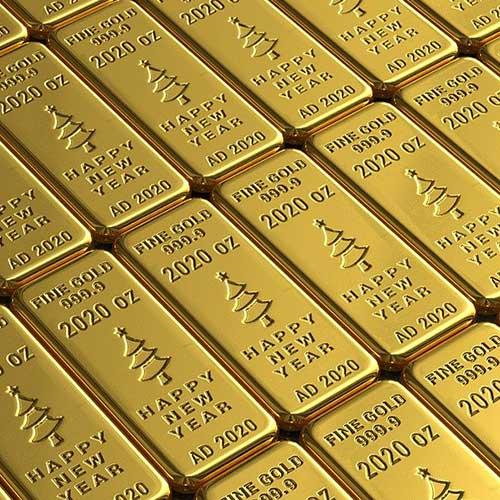 Gold Bars in Ontario, California