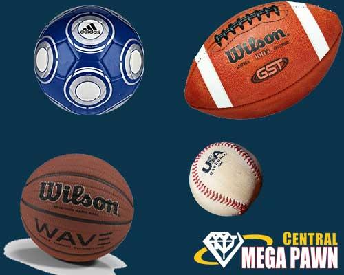 Sports Balls Ontario, California