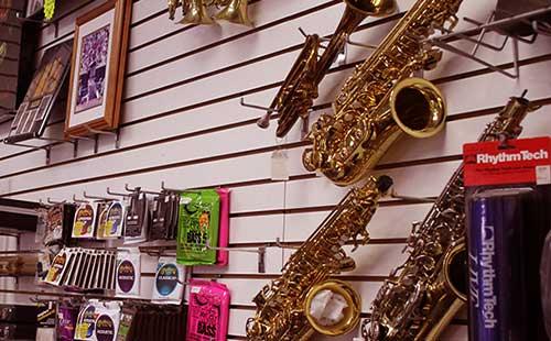 Brass Horn Instruments Ontario, California