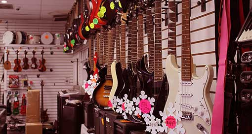 We Buy or Pawn Your Used Guitar and Guitar Accessories