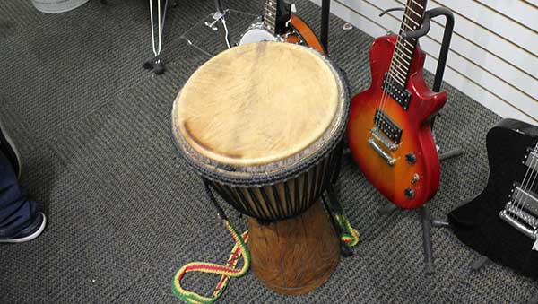 percussion instruments in Ontario, California