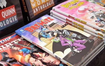 Do Pawn Shops Buy and Sell Comic Books?