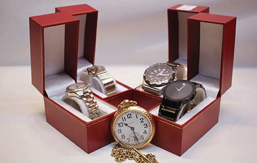 We deal with all major branded watches near pomona