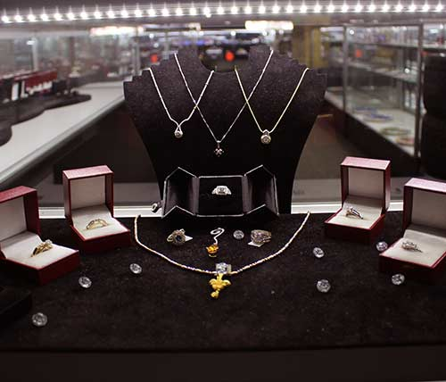 Sell gold and silver jewelry near Pomona California