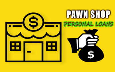 Top 5 Reasons People Choose Pawn Shops for Personal Loans
