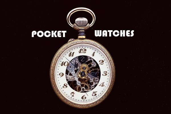 Buying, Selling or Pawning Antique Clocks and Pocket Watches: A Guide